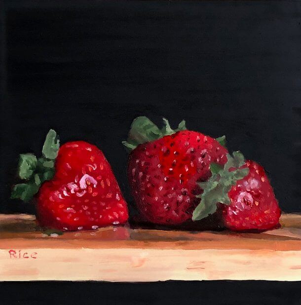 For Love of Three Strawberries (with Apologies to Prokofiev)