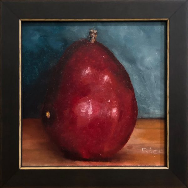 Pear #2: Bartlett